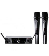ไมโครโฟนไร้สาย AKG WMS-40PRO VOCAL DUAL
