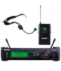 มโครโฟนไร้สาย Shure SLX14/WH20 TQG