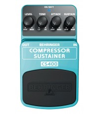 Behringer CS400 Ultimate Dynamics Pedal