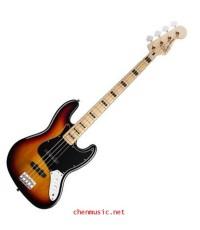Bass Squier รุ่น VINTAGE \'70 JAZZ BASS Sunburst (limited edition) 4 สาย