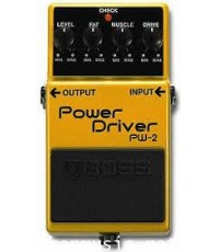 เอฟเฟค Boss PW-2 Power Driver