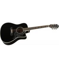 Epiphone Dave Navarro Signature Model Acoustic-Electric Guitar โปร่งไฟฟ้า