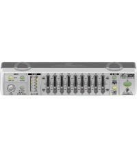 BEHRINGER FBQ-800อีควอไลเซอร์ Ultra-Compact 9-Band