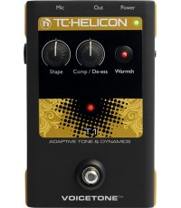 TC Electronic TC Helicon Voice Tone T1 Adaptive Tone and Dynamics