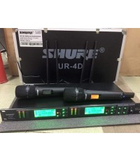SHURE UR4D Wireless Microphone