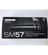 SHURE SM57-LC ของใหม่แท้มหาจักร