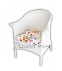 เก้าอี้หวายเทียม 1