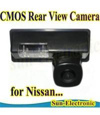 กล้องมองหลังตรงรุ่น nissan TEANA,Sylphy,Tiida