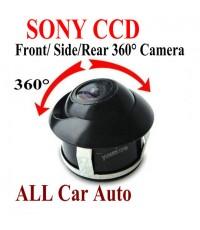กล้องมองหลังรถตู้-รถกระบะปรับมุม360องศา