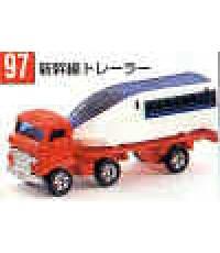 Tomy Die Cast Car No# 97 Shinkansen  Trailer