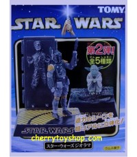 StarWars Candy Toys From Tomy Japan Series 2
