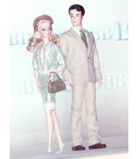 Barbie and Ken New England Escape Fashion Giftset