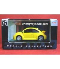 Real-X Volkswagen New Beetle RSI (Yellow)