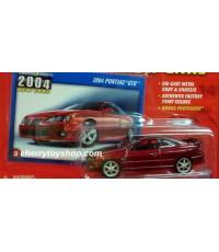 Johnny Lightning - 2004 Pontiac GTO