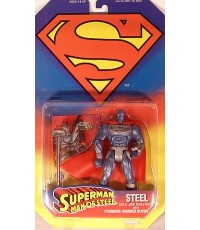 Superman  - Steel
