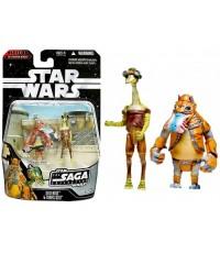 Tatooine Podrace Dud Bolt & Mars Guo Figures
