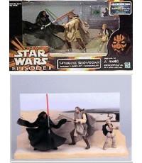 Cinema Scenes - Tatooine Showdown