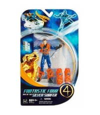 Fantastic Four: Rise of the Silver Surfer Fire Blast Human Torch