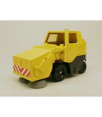 Tomica No 113 MECHANICAL SWEEPER