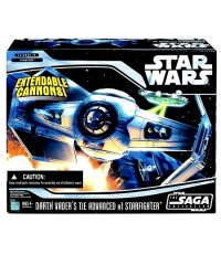 Star Wars Darth Vader\'s TIE Fighter (Saga2006)