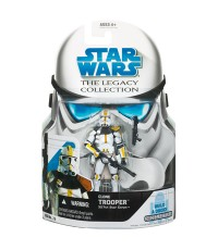 Star wars the legacy collection clone trooper 327th star corps