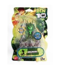 Ben 10 Battle Figure Wildvine