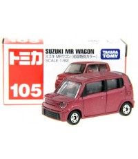 Tomy No.105 Suzuki MR WAGON