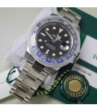 Rolex GMT-Master II 116710BLNR Blue/black