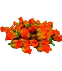 ดอกกุหลาบประดิษฐ์สีส้ม