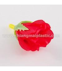 ดอกกุหลาบตูม สีเแดง