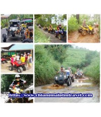 PT. 18 ATV. Chiang Mai adventure [Off – Road  Trip]