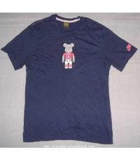 ของหายาก Nike iD - BE@RBRICK T-Shirts size M Made in Honduras