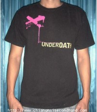 เสื้อวง Underoath American Christian metalcore band size L
