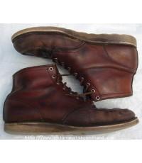 รองเท้าเรดวิง Vintage 70s Red Wing 875 Irish Setter Sport Boot Sz.12 US สภาพสวย