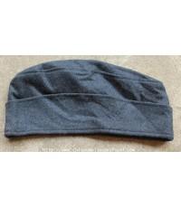 หมวกหนีบทหาร Garrison Hat Cap มี 2 ใบ สีดำ Sz.M/56 cm.กรมท่า Sz.L/60 cm. ของใหม่ไม่ลงน้ำ