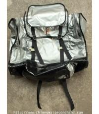 กระเป๋าเป้ผ้าใบ PVC ZATT Packer Backpack Watanabe Sz.XL