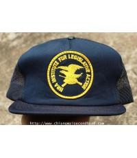 หมวกแก็ปสถาบันสมาคมปืนไรเฟิลแห่งชาติ NRA Institute for Legislative Action Trucker Cap Deadstock!