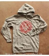 เสื้อฮู๊ด 3 เนื้อ The Hawaii Preparatory Academy 1949 Triblend Hoodie Sz.S/M Made in USA