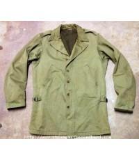 เสื้อแจ๊คเกตทหารสมัย WWII M-1941 Field Jacket หรือ M41 sz.L ของแท้ถึงยุค