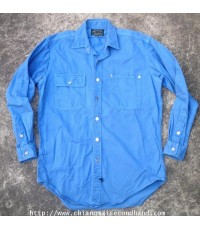 เชิ้ตช่าง Polo Country Ralph Lauren Work Shirt made in USA