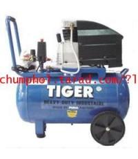 TIGER TX-2525 ปั๊มลมโรตารี่ 2.5HP/25L