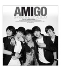 SHINee - Vol.1 [Repackage] : Amigo+ Photo(Only CJ-Shop)