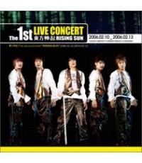 Dong Bang Shin Ki -1st Live Concert Album : Rising Sun
