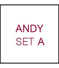 Shin Hwa : ANDY - SET A