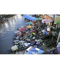 โปรแกรมทัวร์,แพ็คเกจทัวร์,ตลาดน้ำอัมพวา,อุทยาน ร.2,วัดโพธิ์ปรก Unseen Thailand,ชมหิ่งห้อย,วัดบางกุ้ง