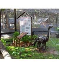 สถานีศึกษาธรรมชาติ และสัตว์ป่าลำปาว (สวนสะออน) อำเภอยางตลาด-อำเภอคันโท จ.กาฬสินธุ์