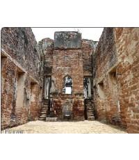 พระที่นั่งดุสิตสวรรค์ธัญญมหาปราสาท  อ.เมือง ลพบุรี
