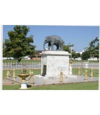 สวนสาธารณะสนามช้างเผือก (สนามโรงพิธีช้างเผือก) อำเภอเมือง , ยะลา