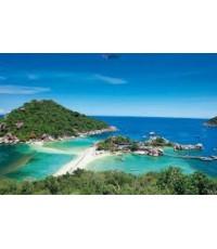 โปรแกรมเอาท์ติ้ง,Outing company,Company Outing Trip,Outing,เกาะเต่า,เกาะนางยวน,ชมพร
