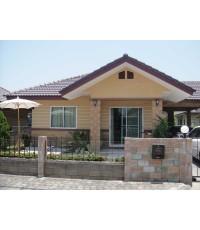 ขายบ้านเดี่ยวชั้นเดียว หมู่บ้านสิรินโฮม 2 จ.เชียงใหม่ 56 ตร.ว. ราคา 1.42 ล้าน